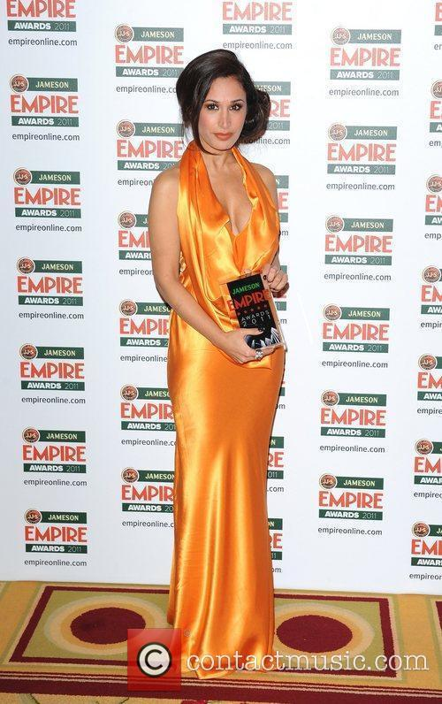 Preeya Kalidas The Jameson Empire Awards held at...