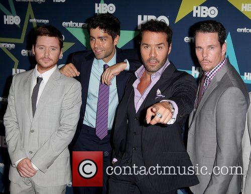 Kevin Connolly, Adrian Grenier, Jeremy Piven and Kevin Dillon 3