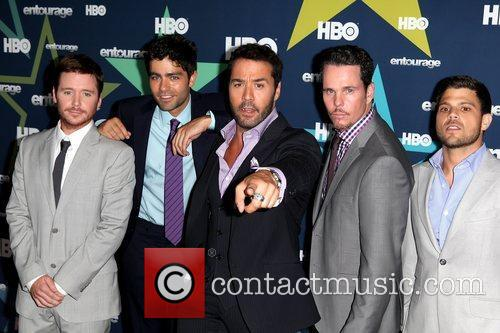 Kevin Connolly, Adrian Grenier, Jeremy Piven, Jerry Ferrara and Kevin Dillon 2