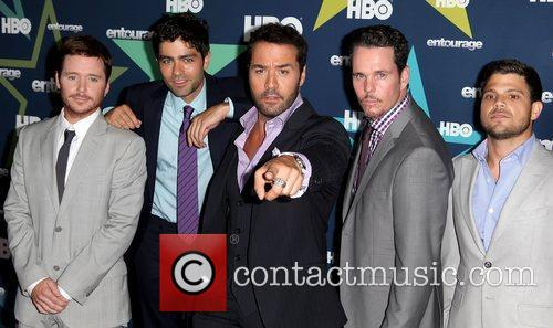 Kevin Connolly, Adrian Grenier, Jeremy Piven, Jerry Ferrara and Kevin Dillon 4