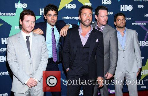 Kevin Connolly, Adrian Grenier, Jeremy Piven, Jerry Ferrara and Kevin Dillon 1