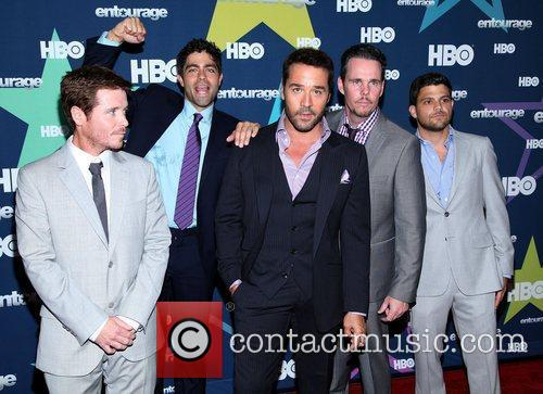 Kevin Connolly, Adrian Grenier, Jeremy Piven, Jerry Ferrara and Kevin Dillon 8