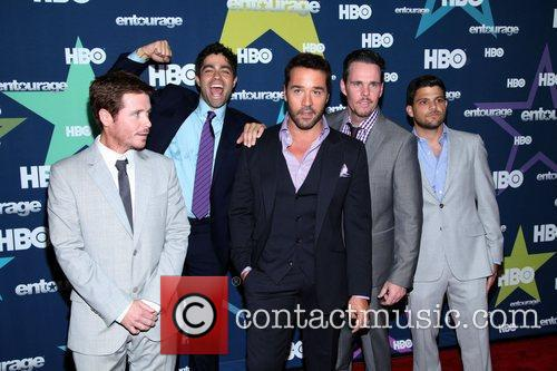 Kevin Connolly, Adrian Grenier, Jeremy Piven, Jerry Ferrara and Kevin Dillon 5