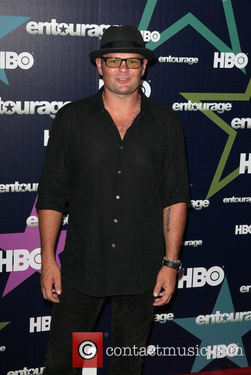 Chris Bauer Final season premiere of HBO's 'Entourage'...