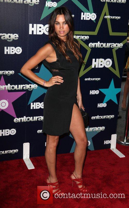 Irina Shayk  Final season premiere of HBO's...