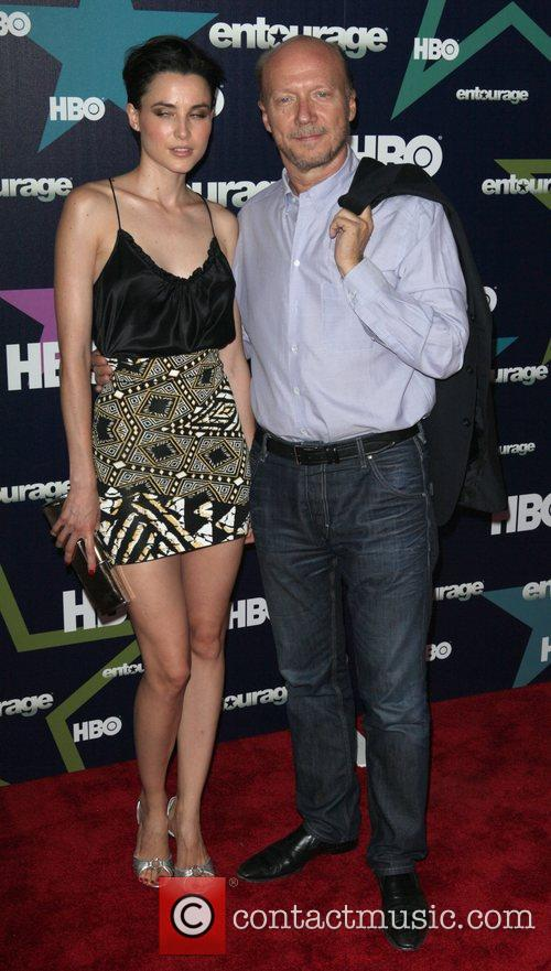 Paul Haggis, Daughter Final season premiere of HBO's...