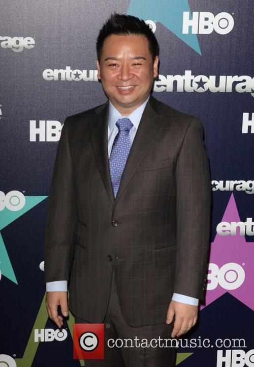 Rex Lee and Hbo 8