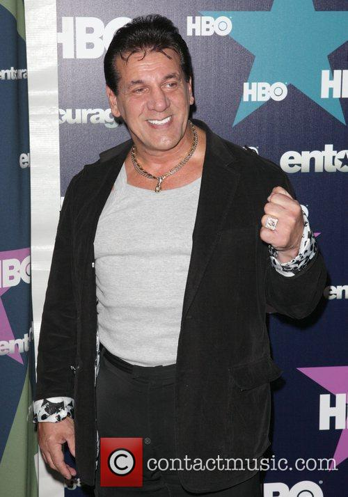 Chuck Zito  Final season premiere of HBO's...
