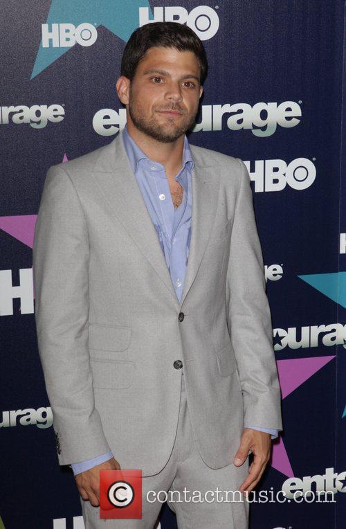 Jerry Ferrara Final season premiere of HBO's 'Entourage'...