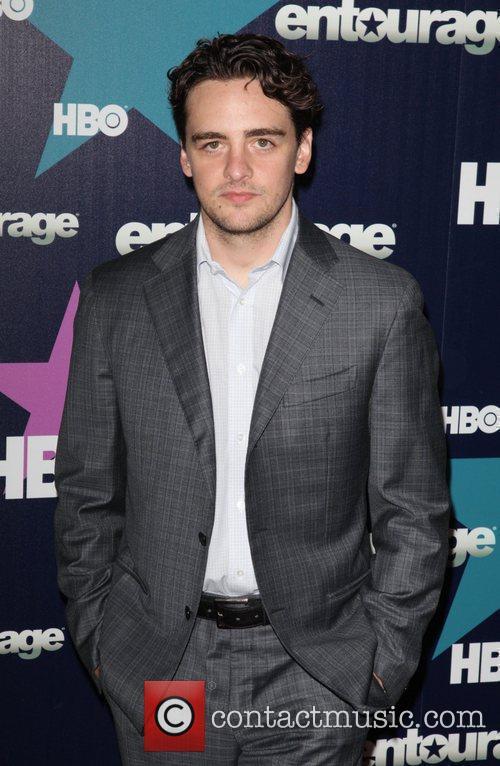Vincent Piazza  Final season premiere of HBO's...