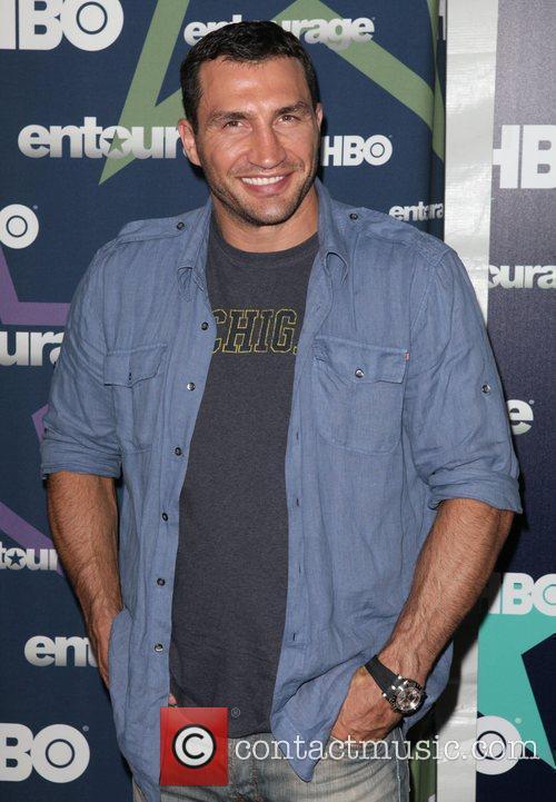 Wladimir Klitschko  Final season premiere of HBO's...