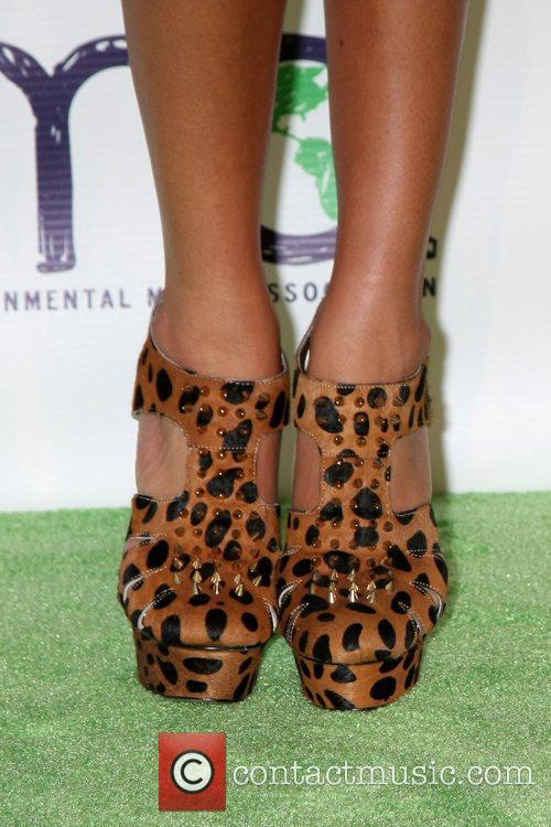 Ashley Madekwe The 2011 Environmental Media Awards held...