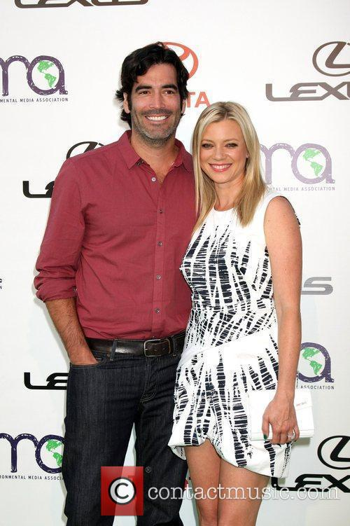Carter Oosterhouse and Amy Smart The 2011 Environmental...
