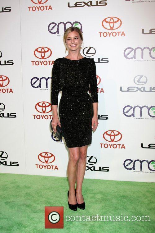Emily VanCamp The 2011 Environmental Media Awards held...