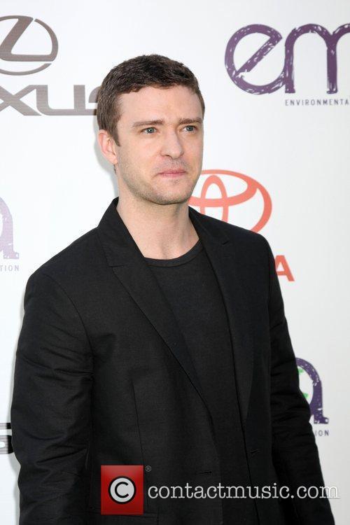 Justin Timberlake The 2011 Environmental Media Awards held...