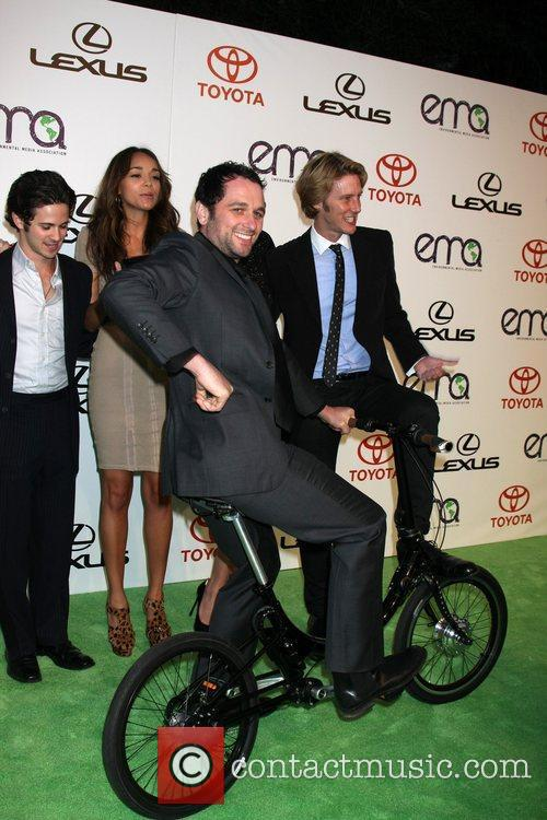 Matthew Rhys The 2011 Environmental Media Awards held...