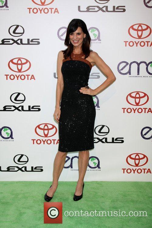 Perrey Reeves The 2011 Environmental Media Awards held...