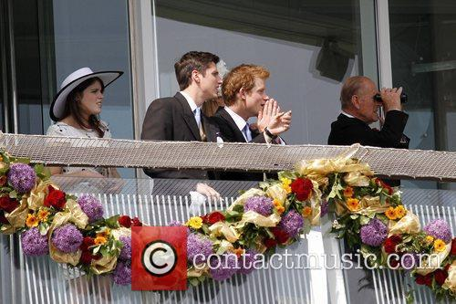 Prince Harry and Prince Philip 6