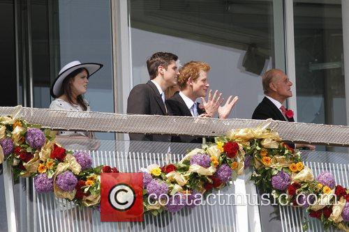 Prince Harry and Prince Philip 1