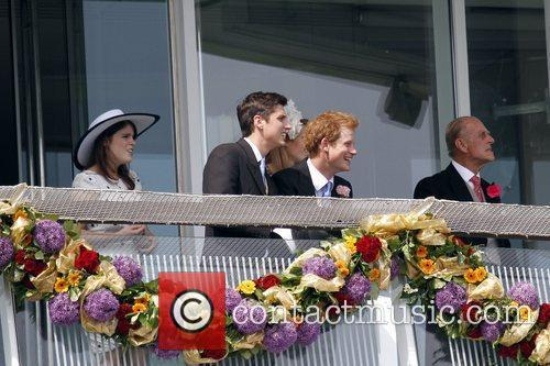 Prince Harry and Prince Philip 3