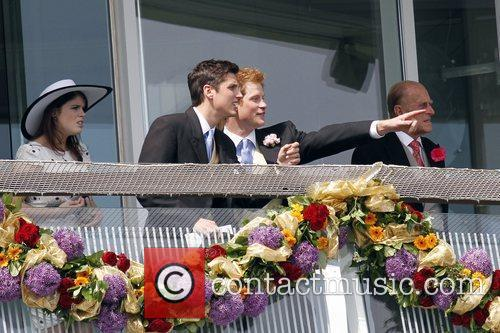 Prince Harry and Prince Philip 2