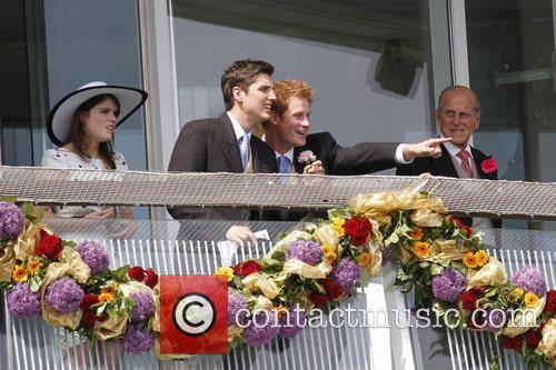 Prince Harry and Prince Philip 5