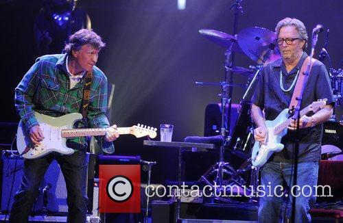 Eric Clapton and Steve Winwood 8