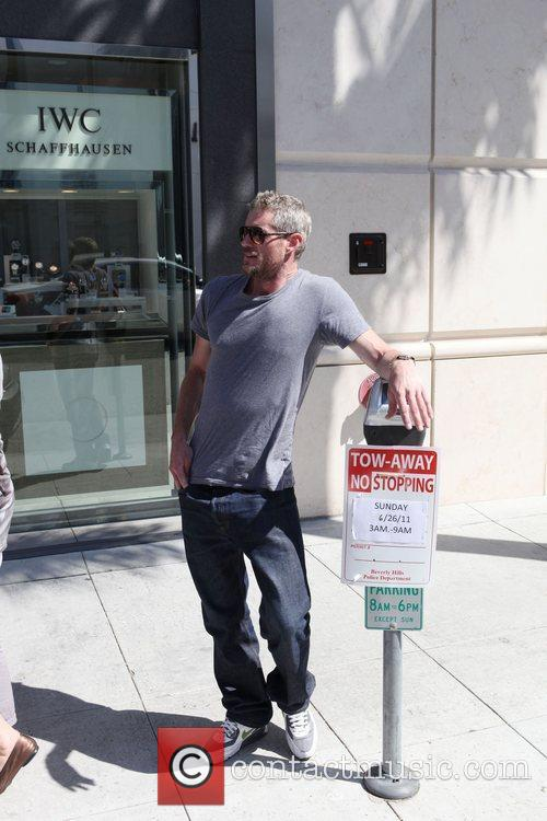 Grey's Anatomy star, Eric Dane, plays a joke...