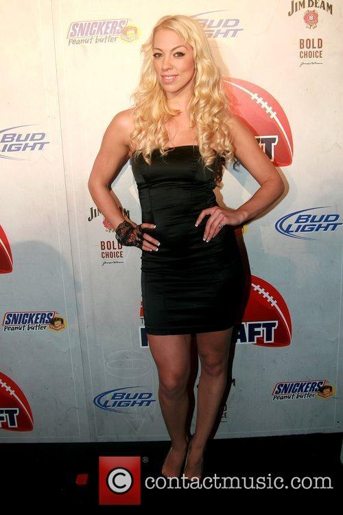 Krystal Lavenne ESPN magazine's '8th Annual Pre-Draft Party'...