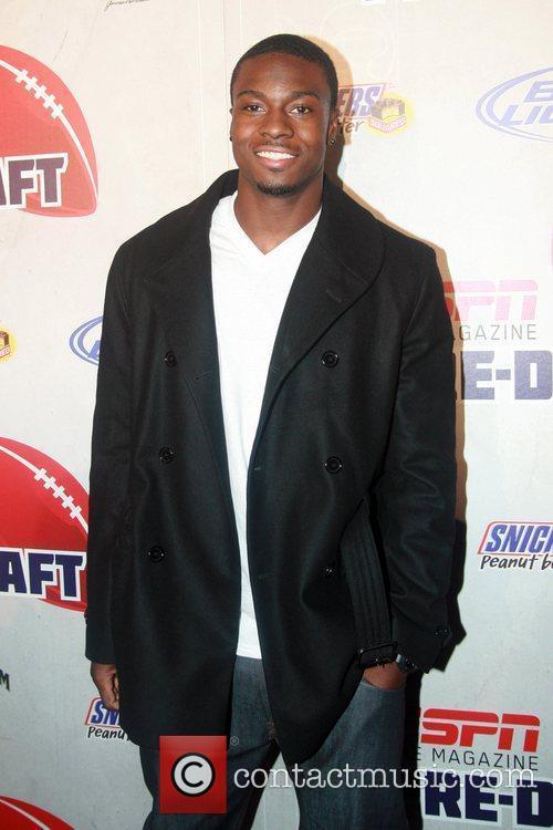 NFL Draft Prospect A.J. Green of Georgia...