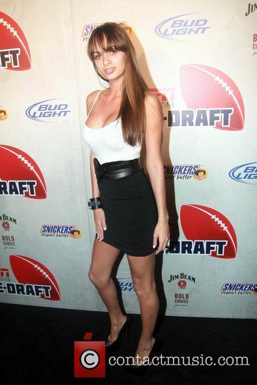 Jessica Dykstra  ESPN magazine's '8th Annual Pre-Draft...