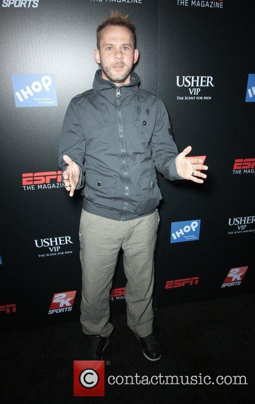 Dominic Monaghan  ESPN The Magazine after dark...