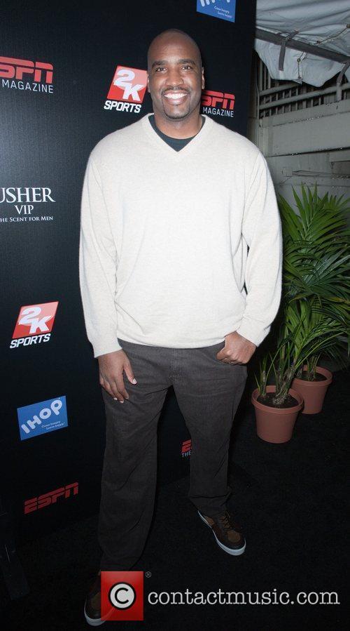 Ephraim Salaam  ESPN The Magazine after dark...