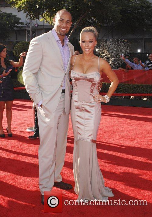 Hank Baskett and Kendra Wilkinson 2