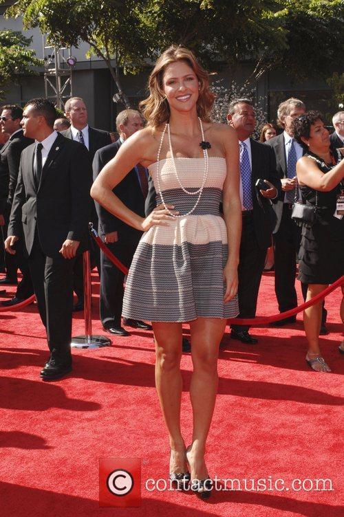 Jill Wagner  The 2011 ESPY Awards held...