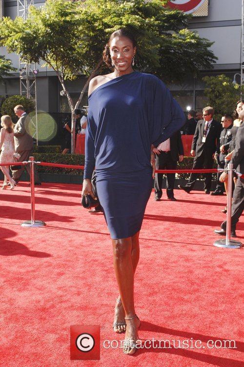 Lisa Leslie  The 2011 ESPY Awards held...