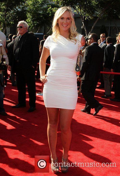 Bethany Hamilton The 2011 ESPY Awards held at...