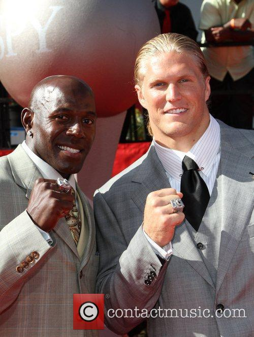 Donald Driver and Clay Matthews Jr The 2011...