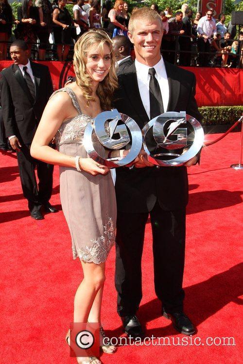 Dylan Bundy; Morgan Brian The 2011 ESPY Awards...