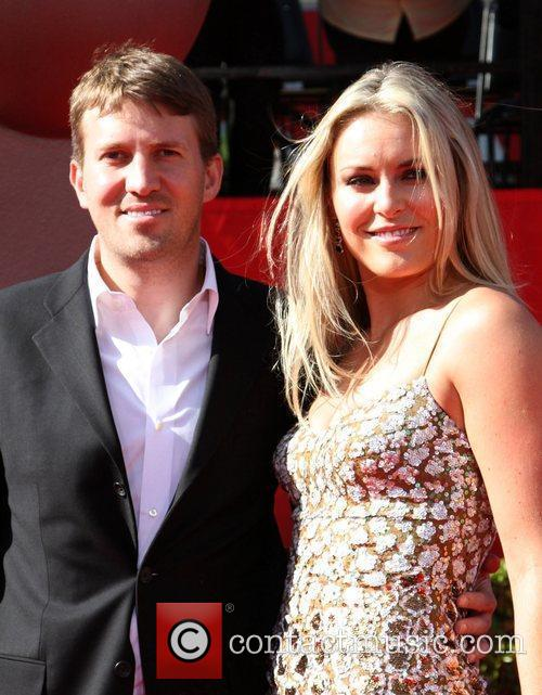 Lindsey Vonn and Guest The 2011 ESPY Awards...