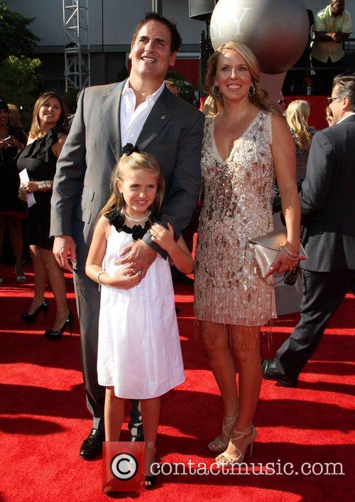 Mark Cuban; Tiffany Cuban; Alexis Cuban The 2011...