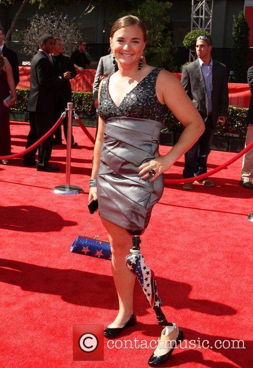 Melissa Stockwell The 2011 ESPY Awards held at...