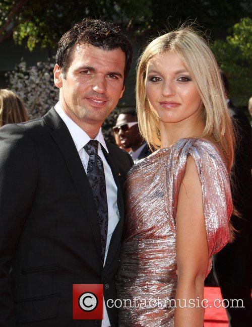 Tony Dovolani and Lina Dovolani The 2011 ESPY...