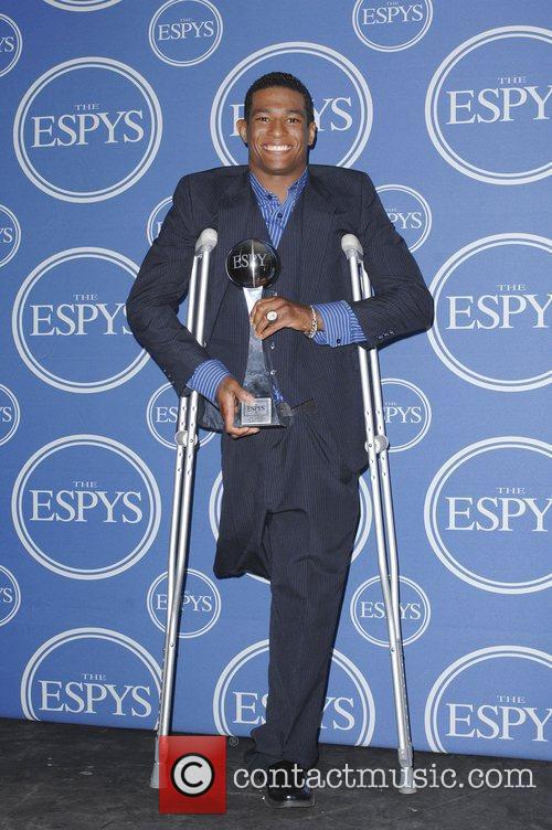 Anthony Robles  The 2011 ESPY Awards held...