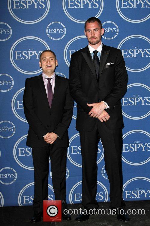 Jonah Hill; Kevin Love The 2011 ESPY Awards...