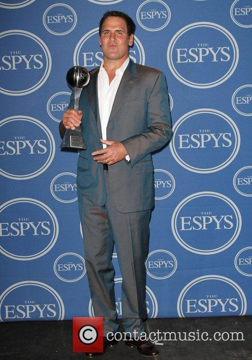 Mark Cuban The 2011 ESPY Awards held at...