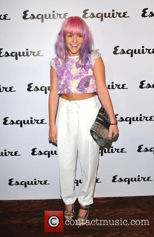 Jaime Winstone Esquire June Issue Launch Party held...