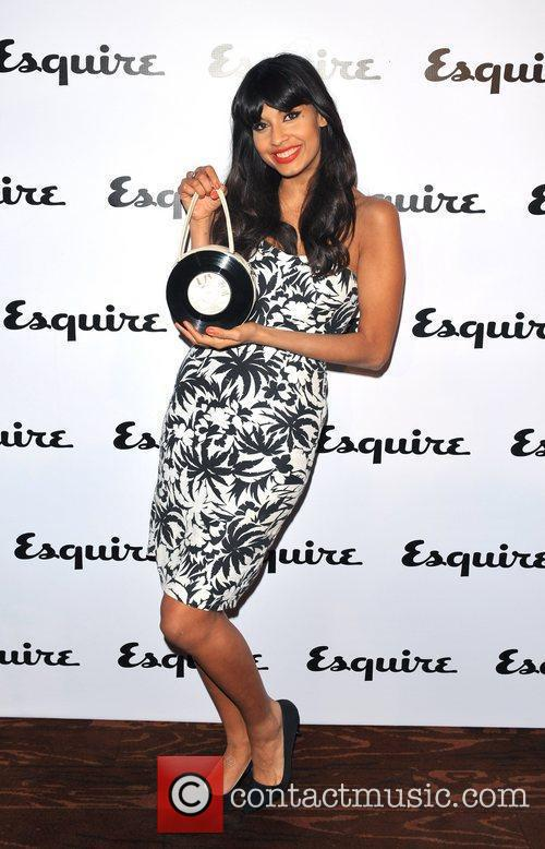 Jameela Jamil Esquire June Issue Launch Party held...
