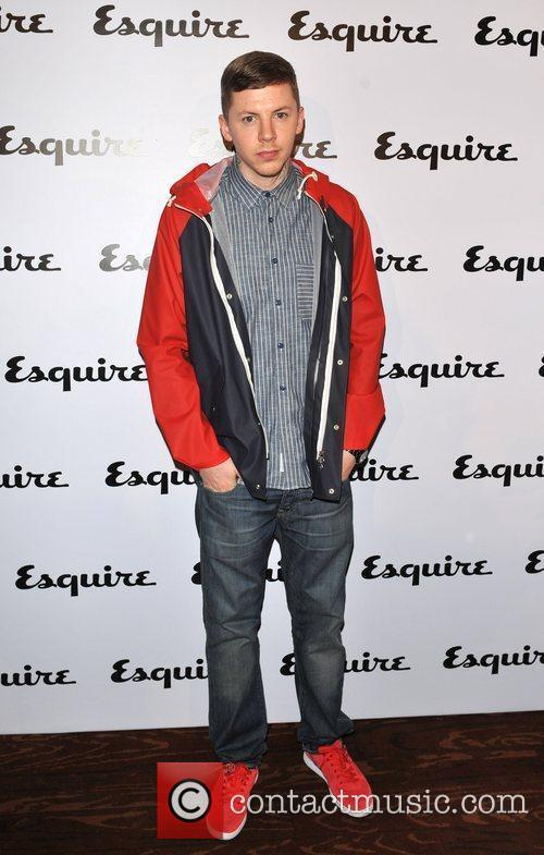 Professor Green Esquire June Issue Launch Party held...