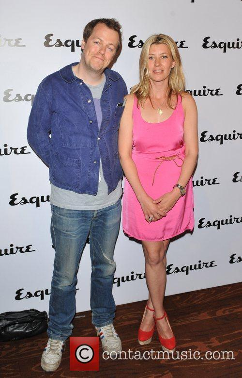 Tom Parker Bowles and wife Esquire June Issue...